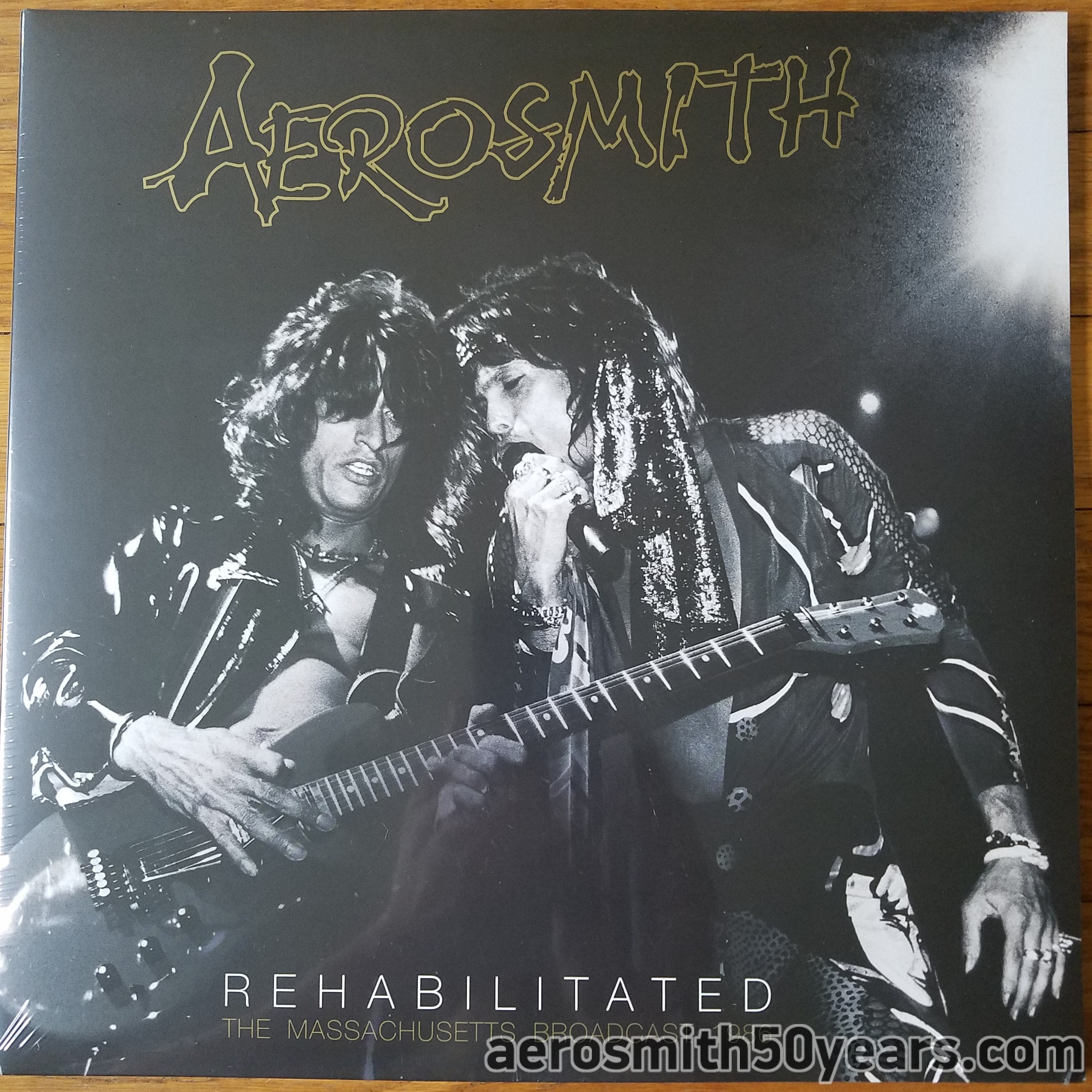 Rehabilitated 1986 Worcester, Massachusetts (Unofficial) 2 Record Set With G/F Cover.